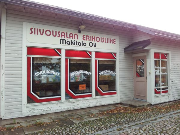 Siivoustuotemarkkinointi Mäkitalo Oy, Rauma