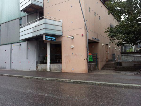 Ruoholahden Palloiluhalli, Helsinki