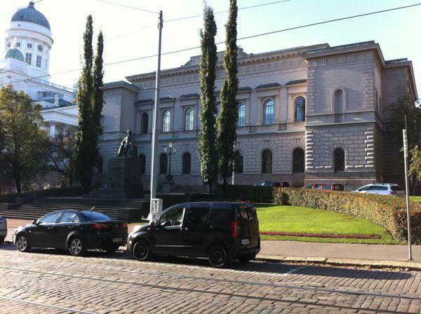 Suomen Pankki - Pääkonttori, Helsinki