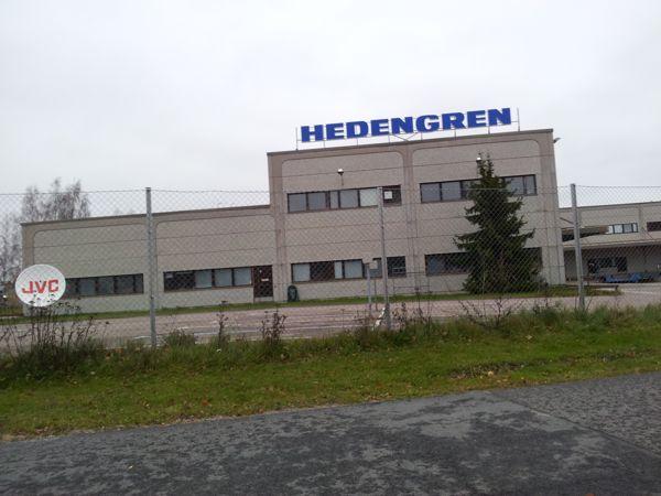 Hedengren Oy Ab Huolto ja Varasto, Espoo