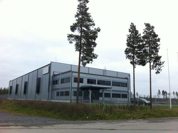 Suomen Helakeskus Oy, Seinäjoki