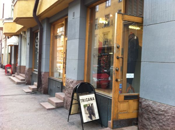 Tricana Trade Oy, Helsinki