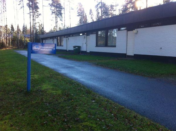 Osuuskunta Maitosuomi, Seinäjoki