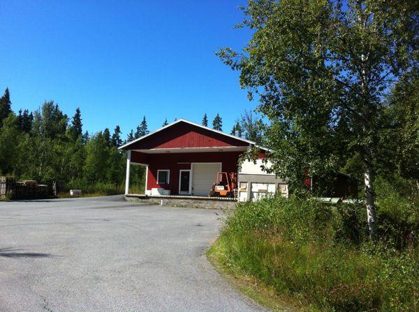 Kala-Lasse Oy Ab, Mustasaari
