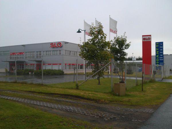 SLO Oulu, Oulu