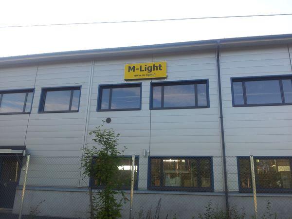 M-Light Oy, Kerava