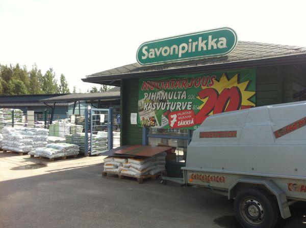 Savonpirkka ky, Savonlinna