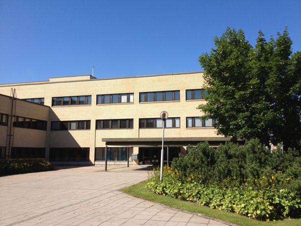 Satakunnan ammattikorkeakoulu SAMK-kampus Rauma, Rauma
