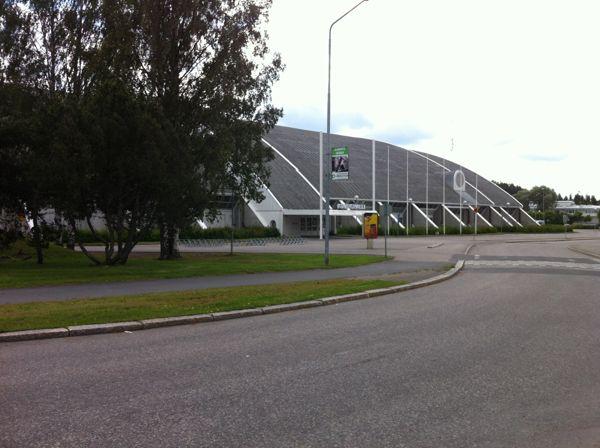 Kuopion kaupunki Kuopio-halli, Kuopio