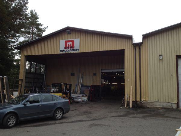 Metalli Hokkanen Oy, Joensuu