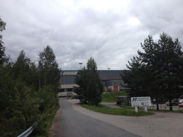 Rautpohjan Konepaja Oy, Jyväskylä