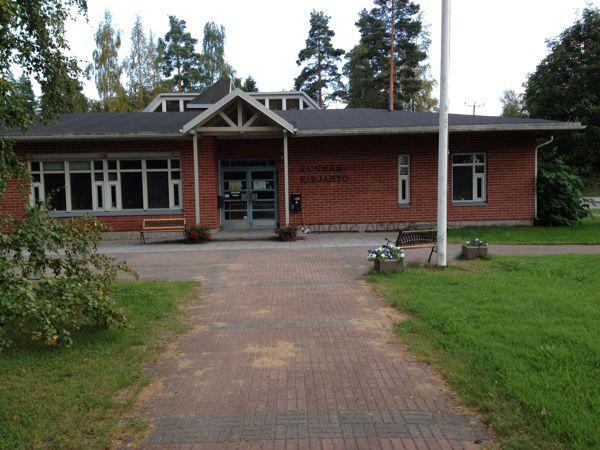 Hartolan kunnankirjasto, Hartola
