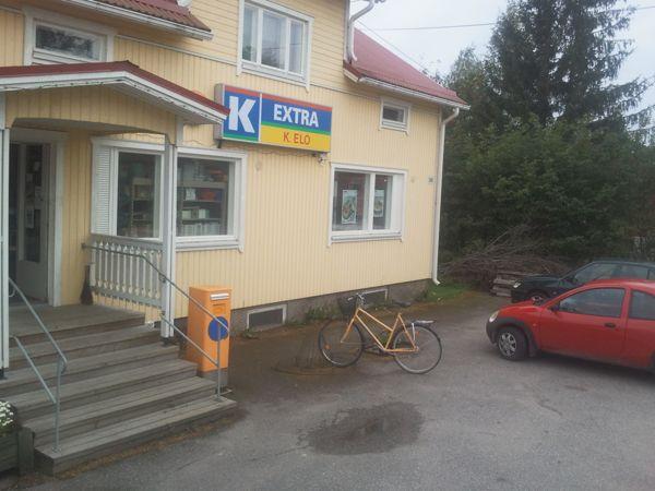 K-Elon kauppa Elo Kari, Eura