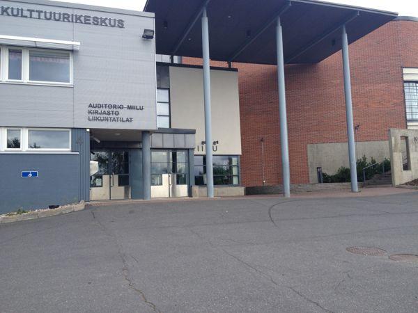 Petäjäveden kunta Auditorio Miilu, Petäjävesi