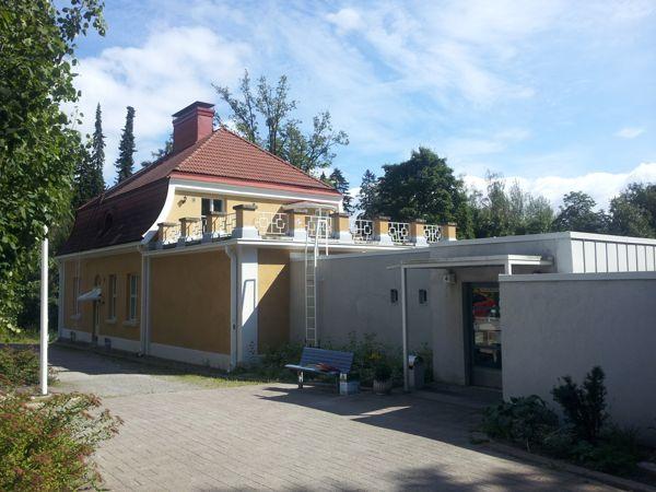 Kauniaisten kaupunki Villa Junghans, Kauniainen
