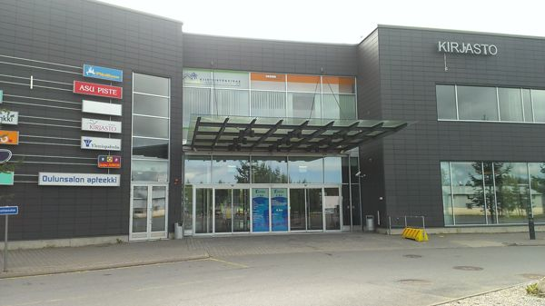 Oulunsalon Kapteeni, Oulu