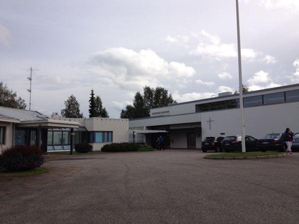 Saarijärven seurakunta, Saarijärvi