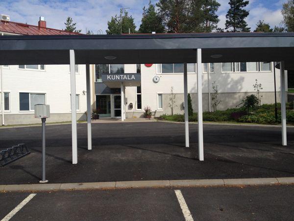 Petäjäveden kunta tekninen toimisto, Petäjävesi