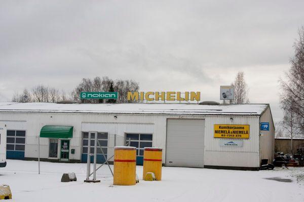 Kumikorjaamo Niemelä & Niemelä, Salo