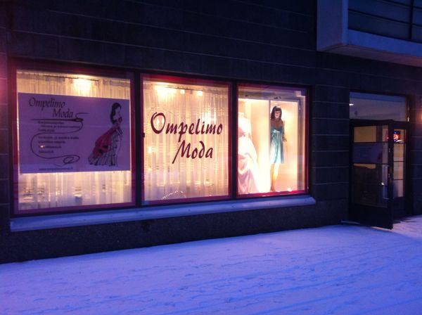 Ompelimo Moda ja pesulapalvelut, Helsinki