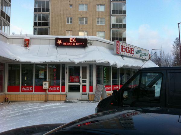 Ege Kebab-Pizzeria, Sastamala
