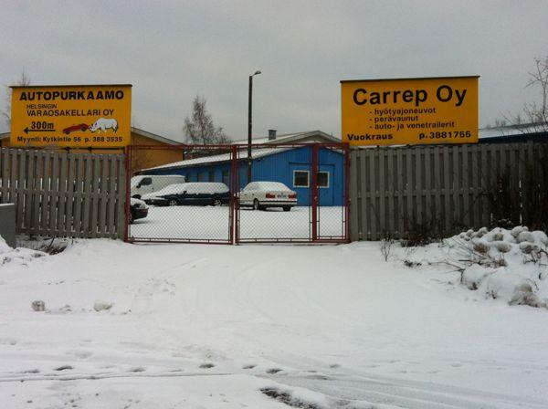 CarRep Oy, Helsinki