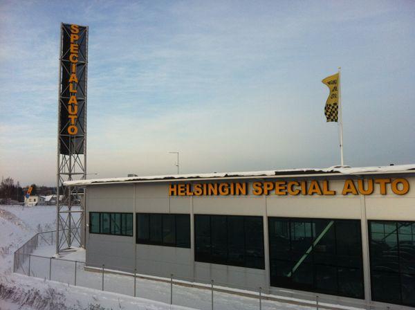 Helsingin Rauta Oy Taloustiedot