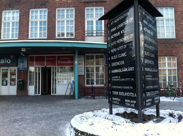 Activus Oy - Lasten ja Nuorten Terapiakeskus, Turku
