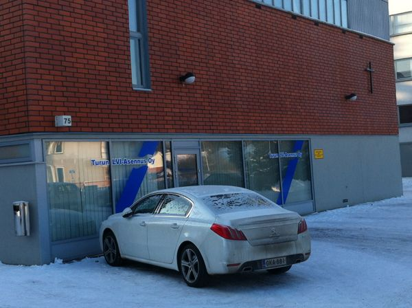 Turun LVI-Asennus Oy, Turku