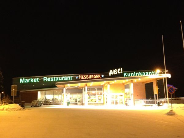 ABC Kuninkaantie Pernaja, Loviisa