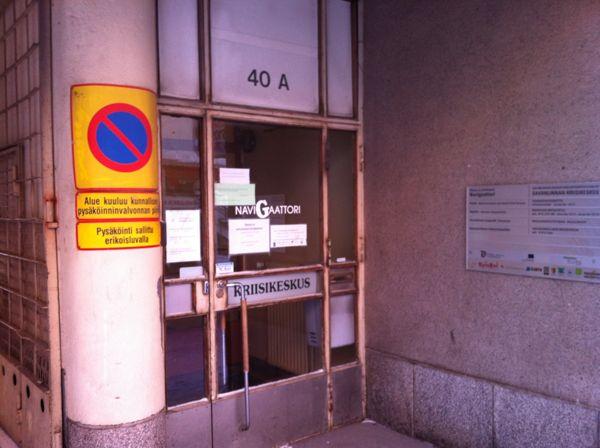 Savonlinnan Kriisikeskus, Savonlinna