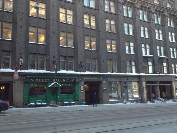 Terapiaa Segerberg Michel, Helsinki