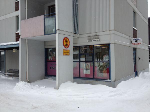 Parturi-Kampaamo Fredika, Helsinki