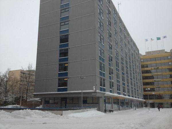 Beretta Palvelut Oy, Helsinki