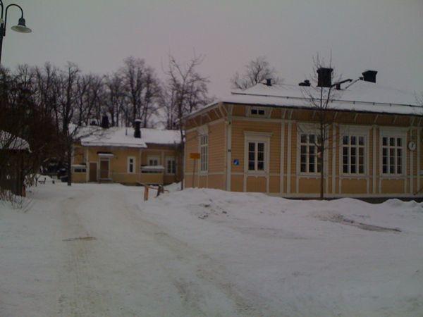 Tampereen Balettiopisto Birgitta Kiviniemi-Cheremeteff, Tampere