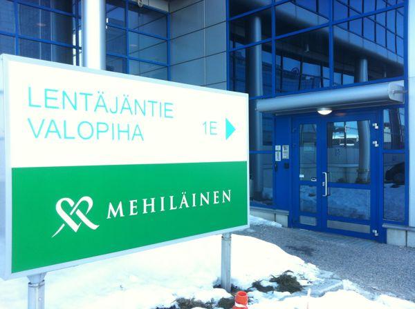 Mehiläinen Vantaa Airport, Vantaa