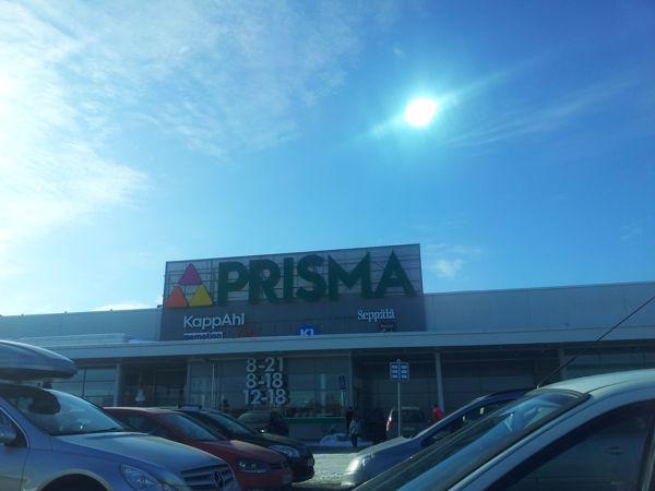 Itsudemon Sushibar avattu Seppälän Prismaan