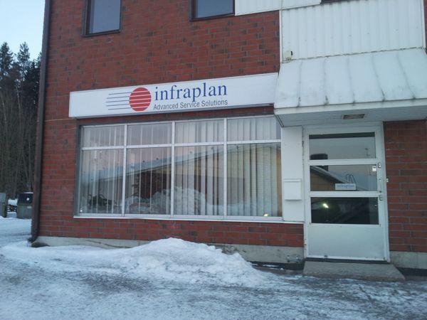 Infraplan Oy, Jyväskylä