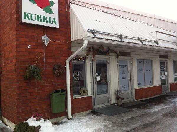 Palokan Keskuskulman Kukka- ja hautaustoimisto, Jyväskylä