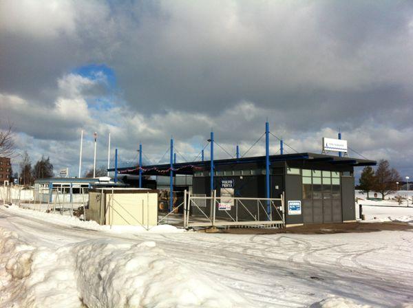Vene-Tauriainen Oy, Lahti