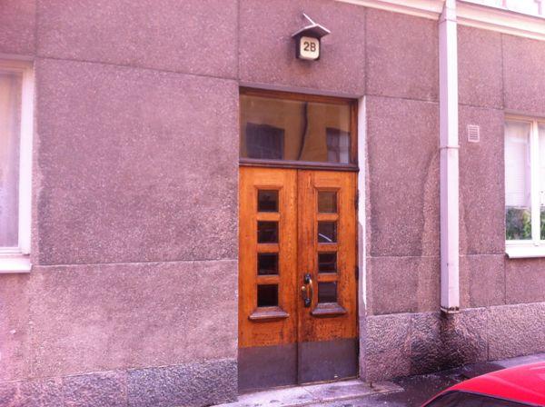 Helsingin Terapiahuone, Helsinki
