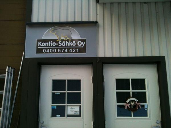 Kontio-Sähkö Oy, Kontiolahti