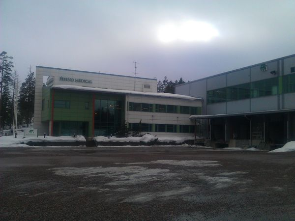 Fenno Optiikka, Vantaa