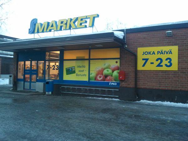 S-market Papinkatu, Joensuu