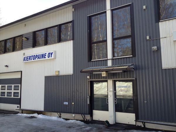 Kiertopaine Oy, Vantaa