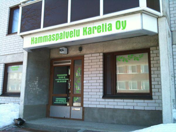 Hammaspalvelu Karelia Oy, Joensuu