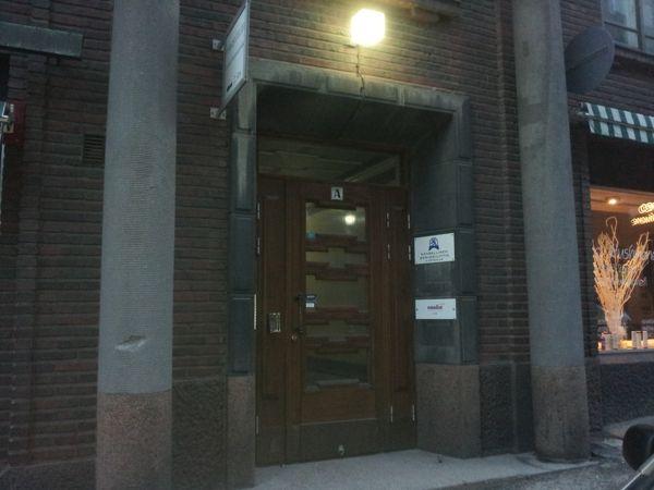 Fraternus psykiatria-asema, Helsinki