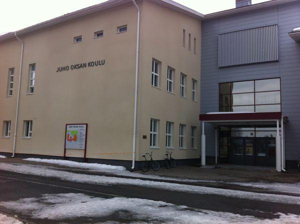 Oulaisten kaupunki Juho Oksan koulu, Oulainen