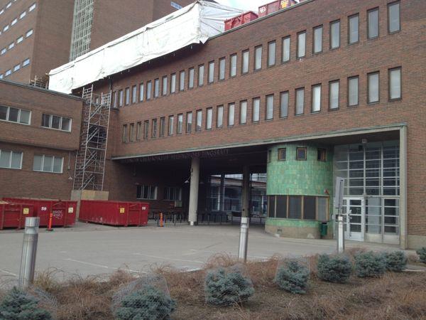 Helsingin käräjäoikeus, Helsinki