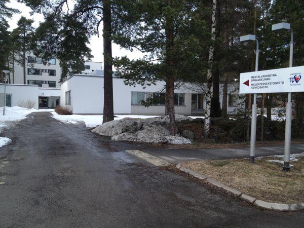 Pietarsaaren kaupunki Sosiaali- ja terveysvirasto Psykiatrinen aikuisvastaanotto, Pietarsaari
